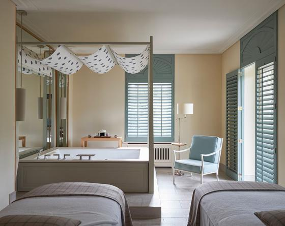 Day Spa - Treatment room