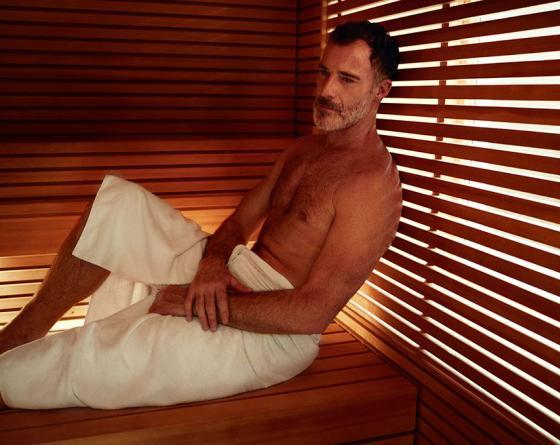 Day Spa - Sauna
