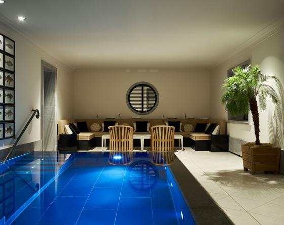 Day Spa - Plunge pool